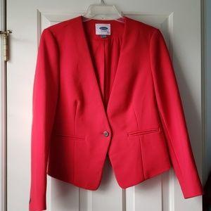 Red Blazer size S